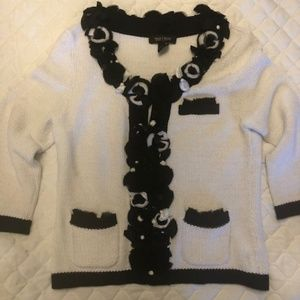 White House Black Market Knit Sweater